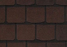 CertainTeed Highland Slate - Saddle brown