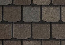 CertainTeed Highland Slate - Weathered wood