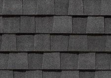 CertainTeed Landmark - Charcoal black